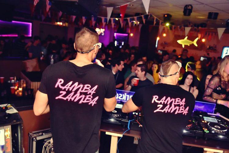 Project Sharks meets Ramba Zamba 072