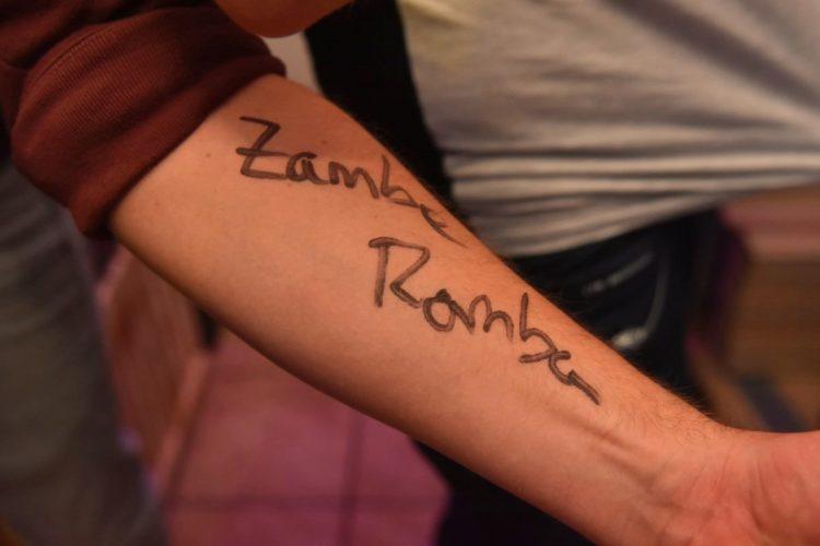 Project Sharks meets Ramba Zamba 141